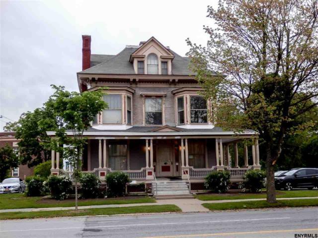 31 Union Av, Saratoga Springs, NY 12866 (MLS #201822028) :: Weichert Realtors®, Expert Advisors