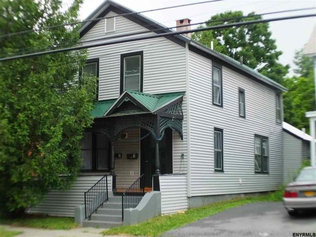 93 Woodlawn Av, Saratoga Springs, NY 12866 (MLS #201824950) :: Weichert Realtors®, Expert Advisors