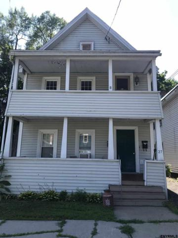 27 Mechanic St, Ballston Spa, NY 12020 (MLS #201825286) :: Victoria M Gettings Team
