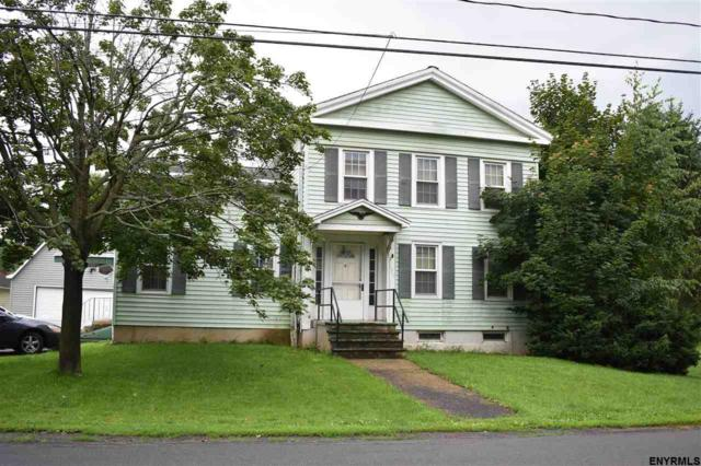 137 Fair St, Schoharie, NY 12157 (MLS #201826101) :: Victoria M Gettings Team