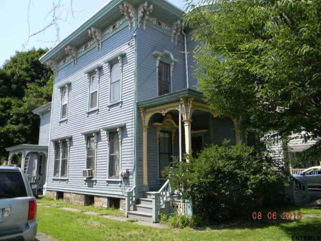 133 Church St, Hoosick Falls, NY 12090 (MLS #201826601) :: Victoria M Gettings Team