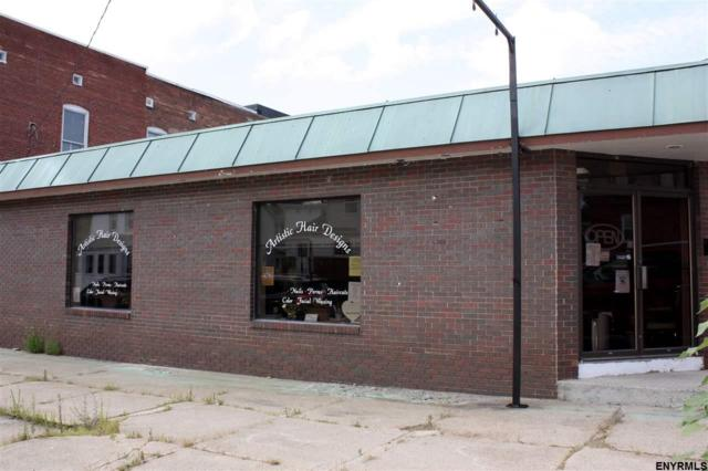 53 Elm St, Hoosick Falls, NY 12090 (MLS #201827018) :: Victoria M Gettings Team