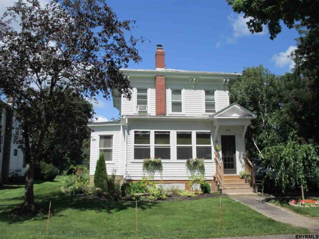 145 Grand St, Schoharie, NY 12157 (MLS #201827544) :: Victoria M Gettings Team