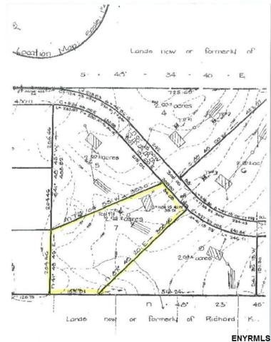 Lot 7 Skara Brae Rd, Lake George, NY 12845 (MLS #201827923) :: Victoria M Gettings Team