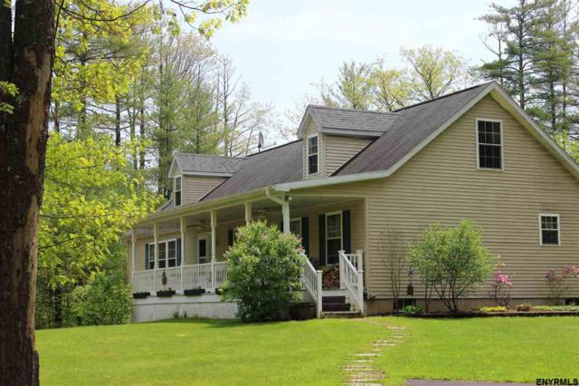 100 Alpine Dr, Round Top, NY 12473 (MLS #201828085) :: Victoria M Gettings Team