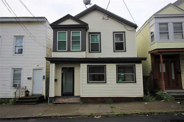 44 White St, Cohoes, NY 12047 (MLS #201828429) :: Weichert Realtors®, Expert Advisors