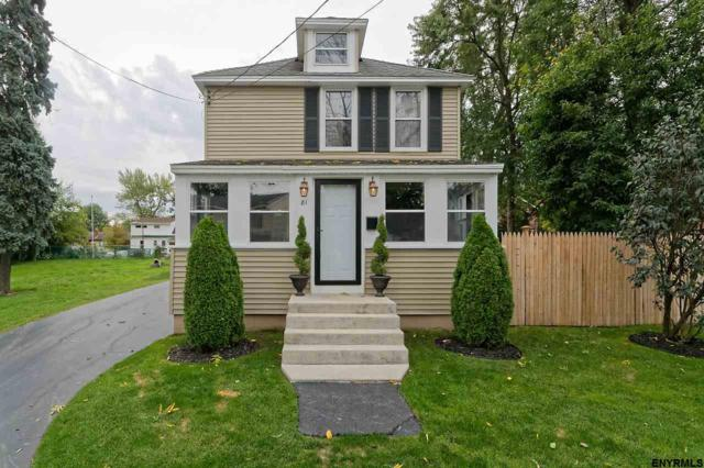 81 Sherwood Av, Rensselaer, NY 12144 (MLS #201830727) :: Victoria M Gettings Team