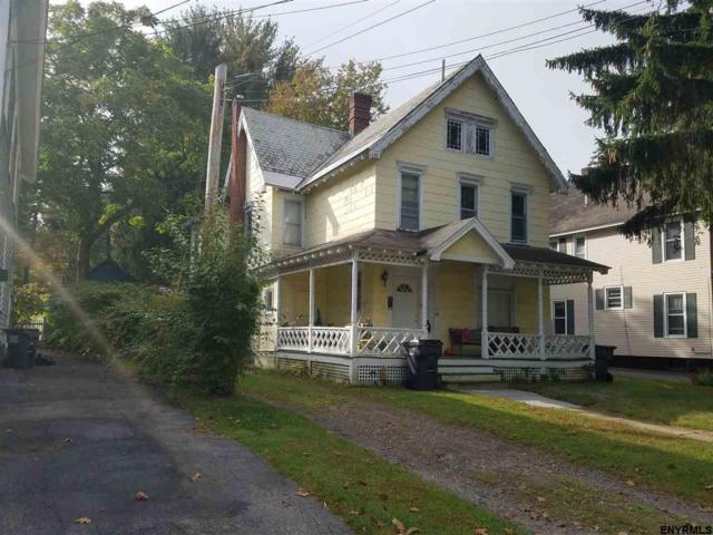 35 Mcmaster St, Ballston Spa, NY 12020 (MLS #201831144) :: Victoria M Gettings Team