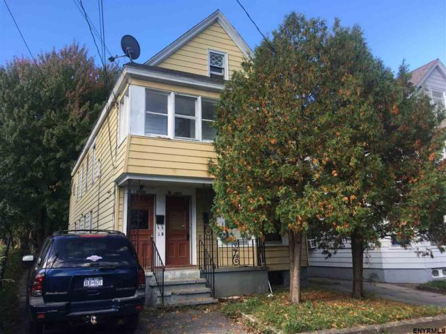 1072-1074 Pleasant St, Schenectady, NY 12303 (MLS #201831474) :: Victoria M Gettings Team