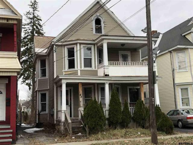 83 Mcclellan St, Schenectady, NY 12304 (MLS #201834570) :: CKM Team Realty