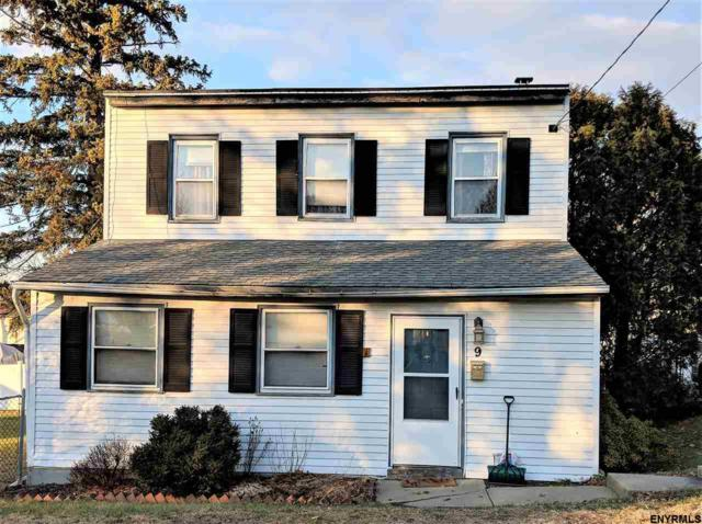 9 Pine Grove St, Rensselaer, NY 12144 (MLS #201834581) :: Victoria M Gettings Team