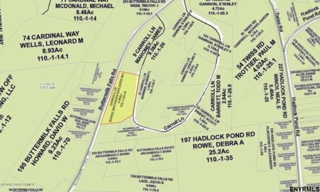0 Carroll La, Fort Ann, NY 12827 (MLS #201834676) :: Weichert Realtors®, Expert Advisors