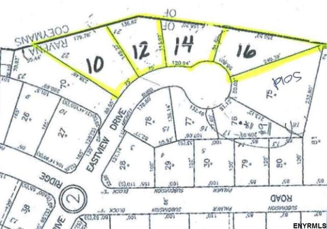 Lot #12 Eastview Dr, Ravena, NY 12143 (MLS #201911360) :: Victoria M Gettings Team