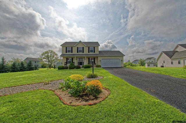 31 Bent Grass Dr, Mechanicville, NY 12118 (MLS #201912342) :: Victoria M Gettings Team