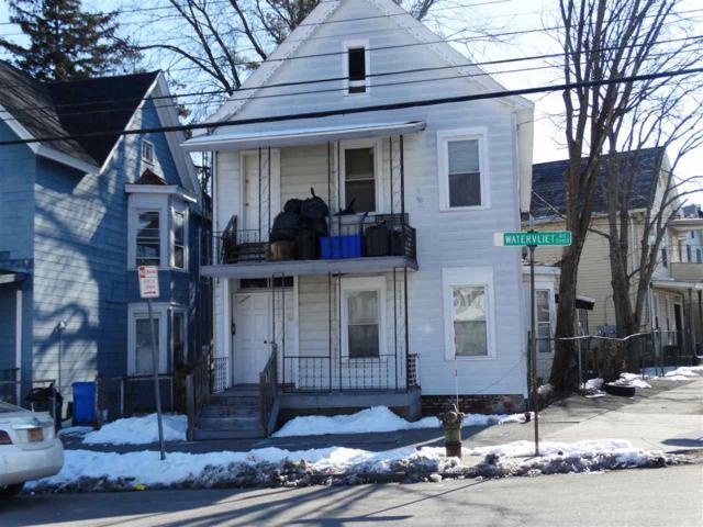 37 Watervliet Av, Albany, NY 12210 (MLS #201914255) :: Picket Fence Properties