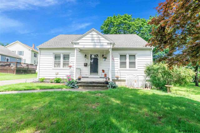 11 Layman St, Ravena, NY 12143 (MLS #201922181) :: Picket Fence Properties