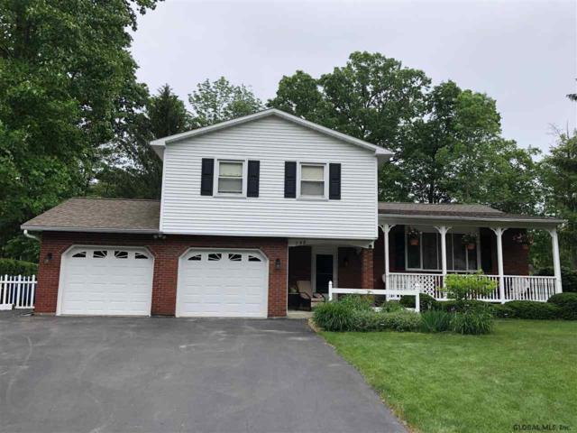 738 Huntingdon Dr, Niskayuna, NY 12309 (MLS #201922369) :: Victoria M Gettings Team