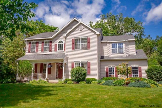 49 Redfield Park, Clifton Park, NY 12065 (MLS #201922450) :: Victoria M Gettings Team