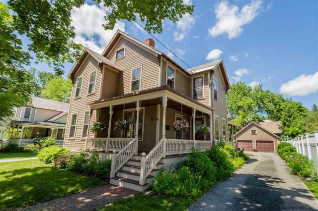 41 George St, Saratoga Springs, NY 12866 (MLS #201922927) :: Victoria M Gettings Team