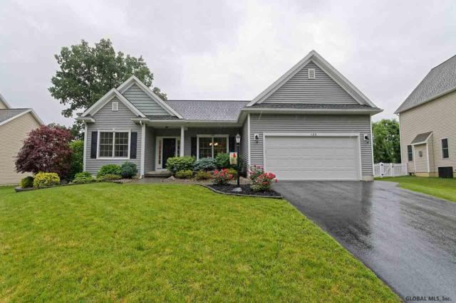 125 Fieldstone Dr, Niskayuna, NY 12304 (MLS #201924215) :: Picket Fence Properties