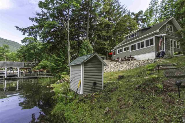 3381 Travis Point Way, Kattskill Bay, NY 12844 (MLS #201924880) :: Picket Fence Properties