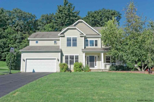 24 Knollwood Dr, Ballston Lake, NY 12019 (MLS #201925254) :: Victoria M Gettings Team