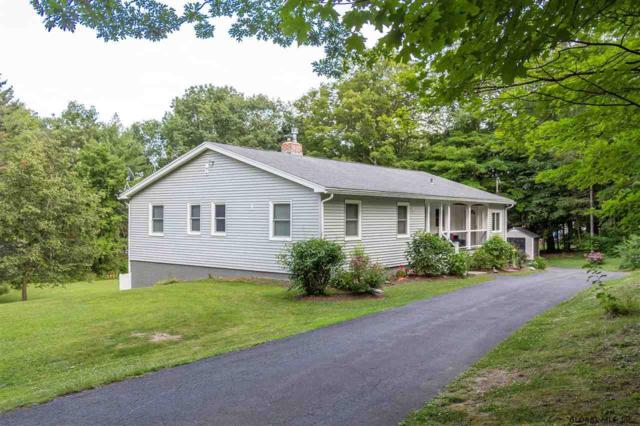 39 Indian Hill Rd, Feura Bush, NY 12067 (MLS #201925670) :: Picket Fence Properties