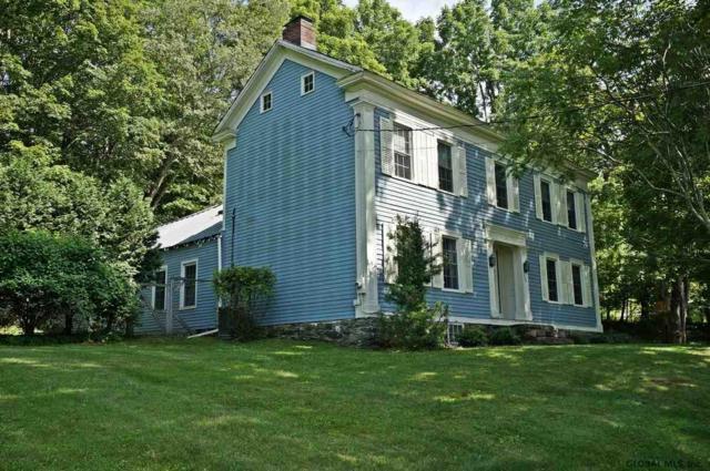254 Juniper Swamp Rd, Shushan, NY 12873 (MLS #201925705) :: Picket Fence Properties