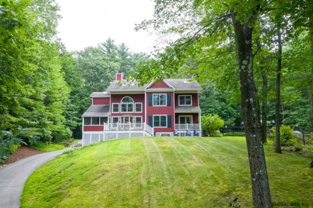 49 Loughberry Lake Rd, Saratoga Springs, NY 12866 (MLS #201927554) :: Picket Fence Properties