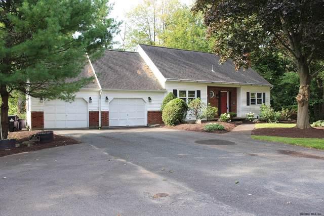 2518 Rosendale Rd, Niskayuna, NY 12309 (MLS #201930119) :: Picket Fence Properties