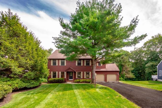 107 Old Coach Rd, Clifton Park, NY 12065 (MLS #201930152) :: Victoria M Gettings Team