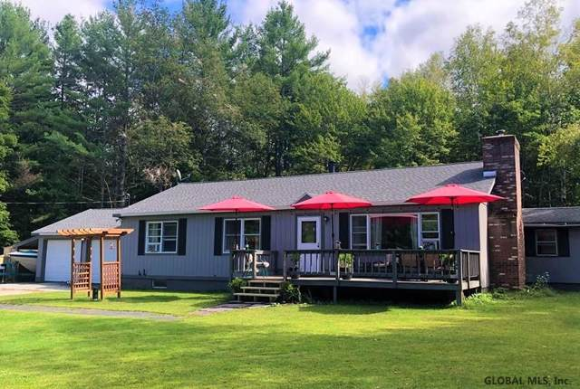 129 Pine Notch Rd, Chestertown, NY 12817 (MLS #201930285) :: Picket Fence Properties