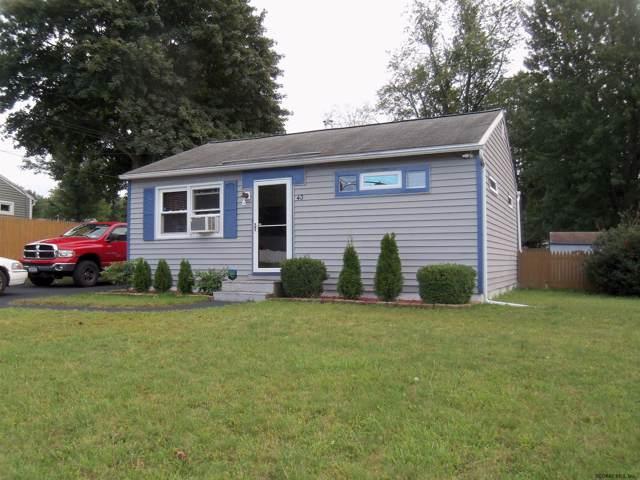 43 Plaske Dr, Schenectady, NY 12309 (MLS #201930391) :: Picket Fence Properties