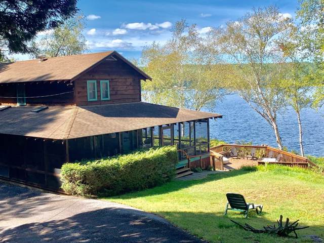 611 Adirondack Rd, Schroon Lake, NY 12870 (MLS #201930462) :: Picket Fence Properties