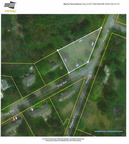 0 Gray Av, Greenwich, NY 12834 (MLS #201930568) :: Picket Fence Properties