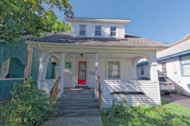 24 Sparkill Av, Albany, NY 12209 (MLS #201930650) :: Picket Fence Properties
