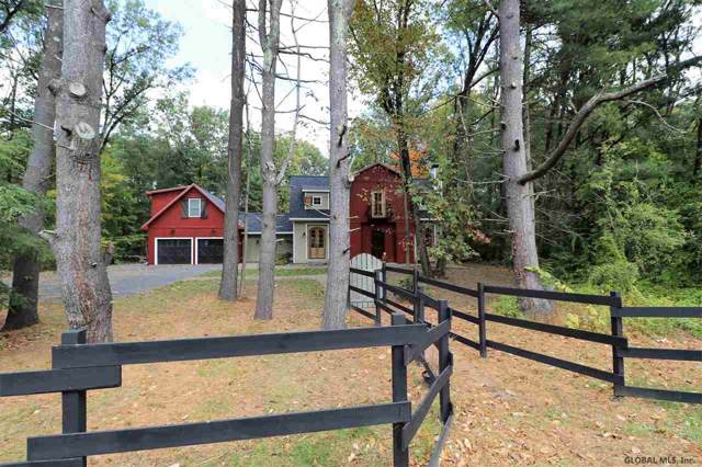 91 Meadowbrook Rd, Saratoga Springs, NY 12866 (MLS #201930805) :: Picket Fence Properties