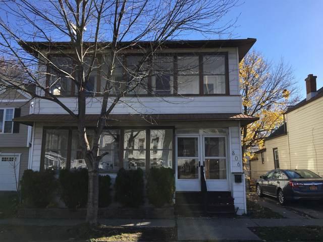 806 5TH AV, Watervliet, NY 12189 (MLS #201930847) :: Picket Fence Properties