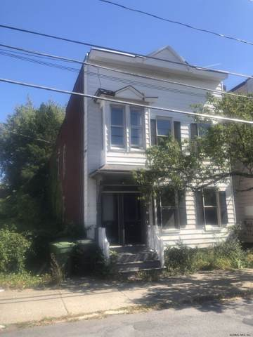 142 Main St, Cohoes, NY 12047 (MLS #201930891) :: Picket Fence Properties