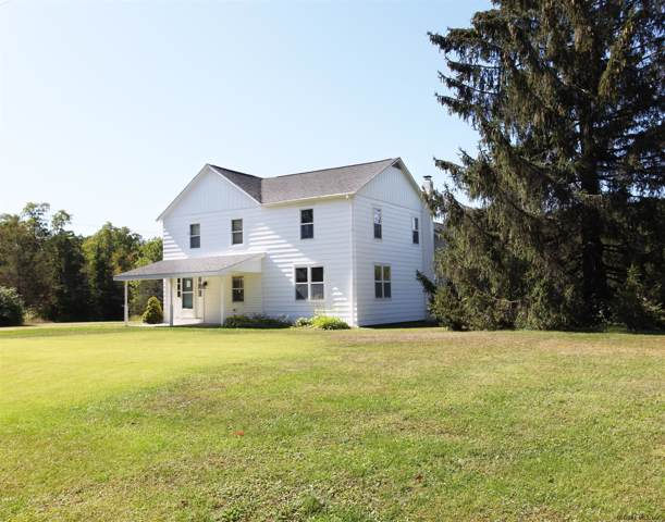 21 Beck Rd, Hannacroix, NY 12087 (MLS #201930958) :: Picket Fence Properties