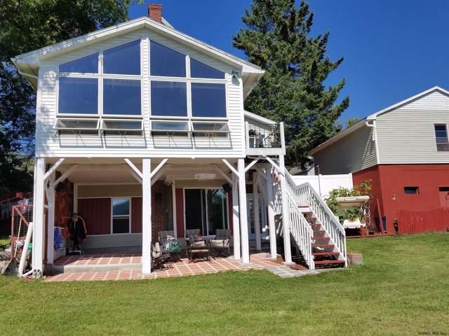 10 Schuyler St, Ticonderoga, NY 12883 (MLS #201931033) :: Picket Fence Properties