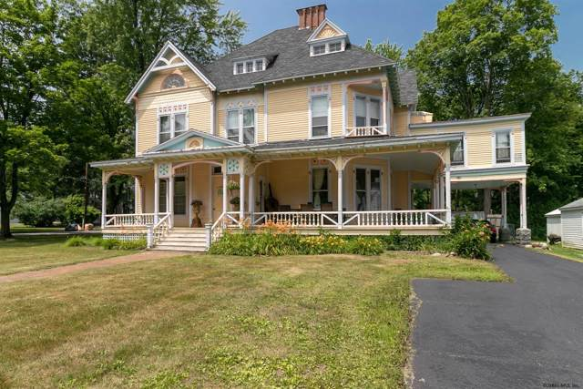 63 East High St, Ballston Spa, NY 12020 (MLS #201931109) :: Picket Fence Properties