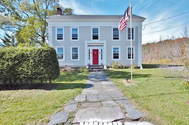 315 Travis Hill Rd, Preston Hollow, NY 12469 (MLS #201932056) :: Picket Fence Properties