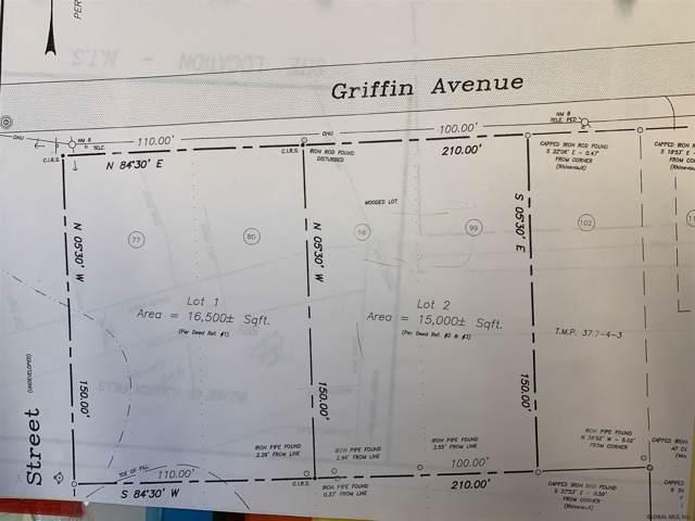 Lot 2 Griffin Av, Hoosick Falls, NY 12090 (MLS #201932063) :: Picket Fence Properties