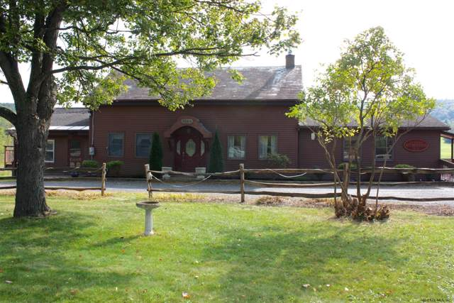 3864 State Route 7, Hoosick Falls, NY 12090 (MLS #201932196) :: Picket Fence Properties