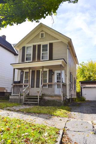 42 Park St, Gloversville, NY 12078 (MLS #201932677) :: Picket Fence Properties