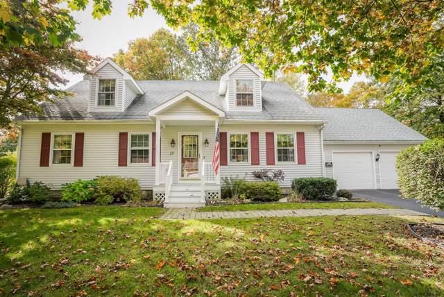 13 Patricia La, Saratoga Springs, NY 12866 (MLS #201932900) :: Picket Fence Properties
