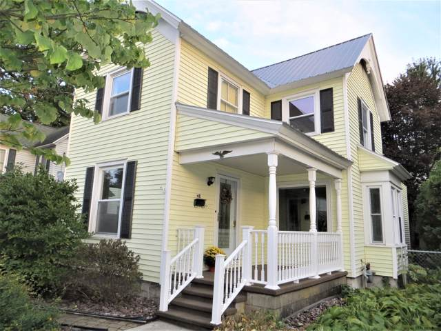 92 Maple St, Hudson Falls, NY 12839 (MLS #201933070) :: Picket Fence Properties