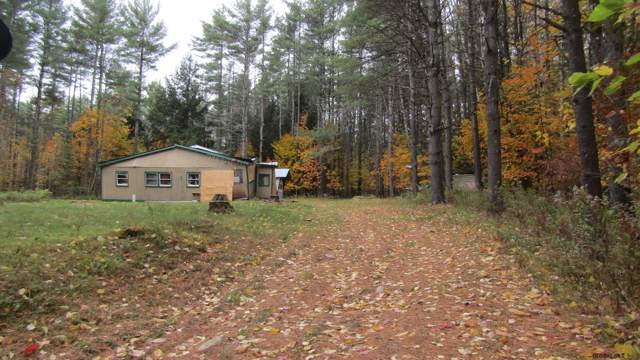 2705 State Route 28, Johnsburg, NY 12853 (MLS #201933209) :: Picket Fence Properties