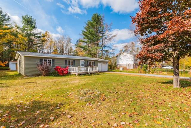 107 Woodward Rd, Speculator, NY 12164 (MLS #201933252) :: Picket Fence Properties